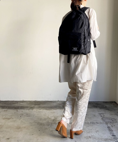 [COMMON WARE] ST:MEI SUSTAINABLE ONE POCKET BACK PACK サスティナブル ノートパソコン タブレット収納 バックパック