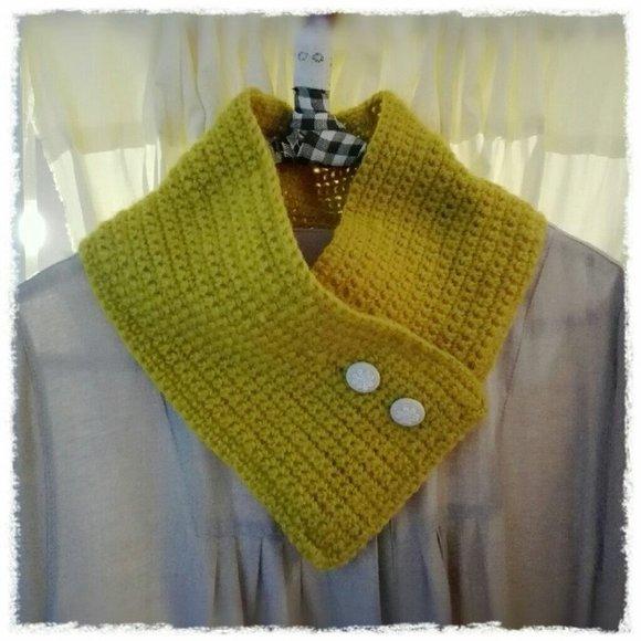 簡単に作れるシンプルマフラーの編み方