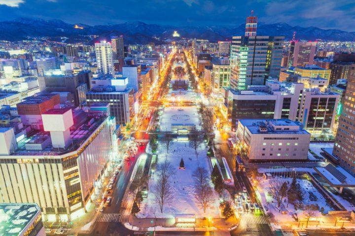 雪とグルメを満喫できる街「札幌・小樽」