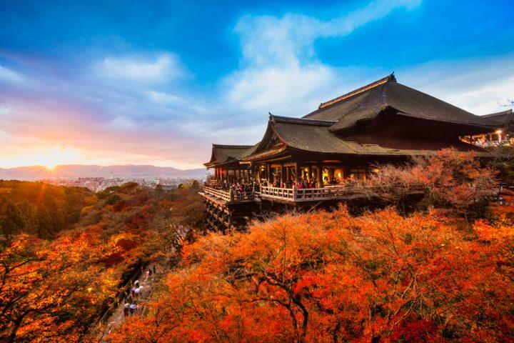 古き良き日本を味わえる「京都」