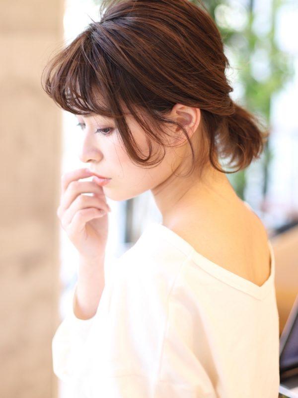 40代の大人女性に似合う髪型10