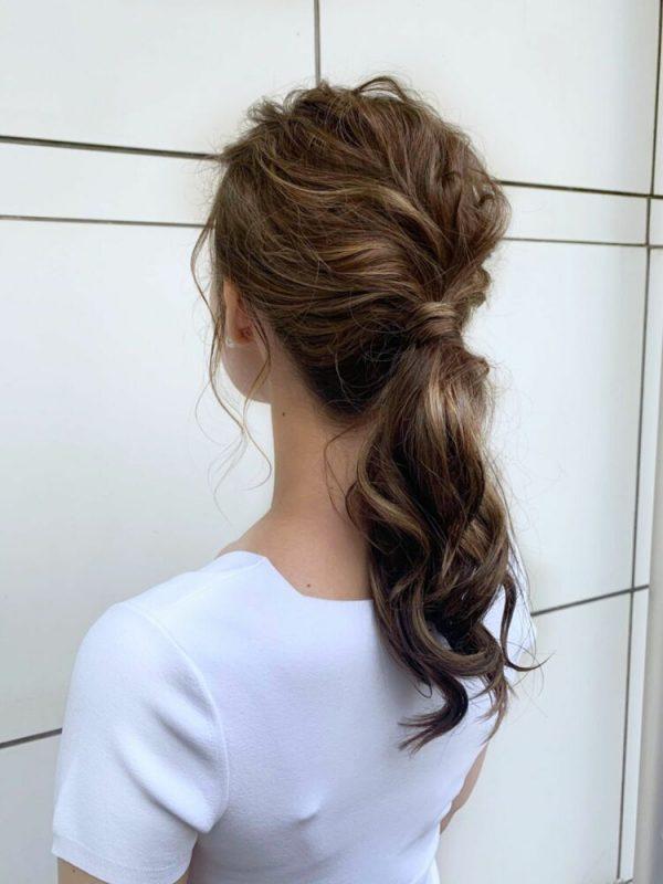40代の大人女性に似合う髪型19