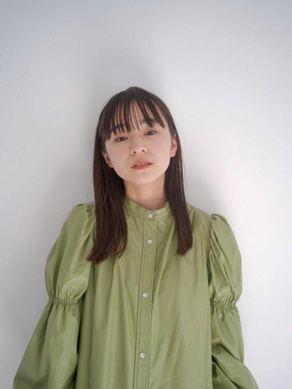 黒髪×シースルーバング10