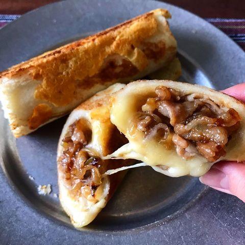 プルコギ風豚チーズロール