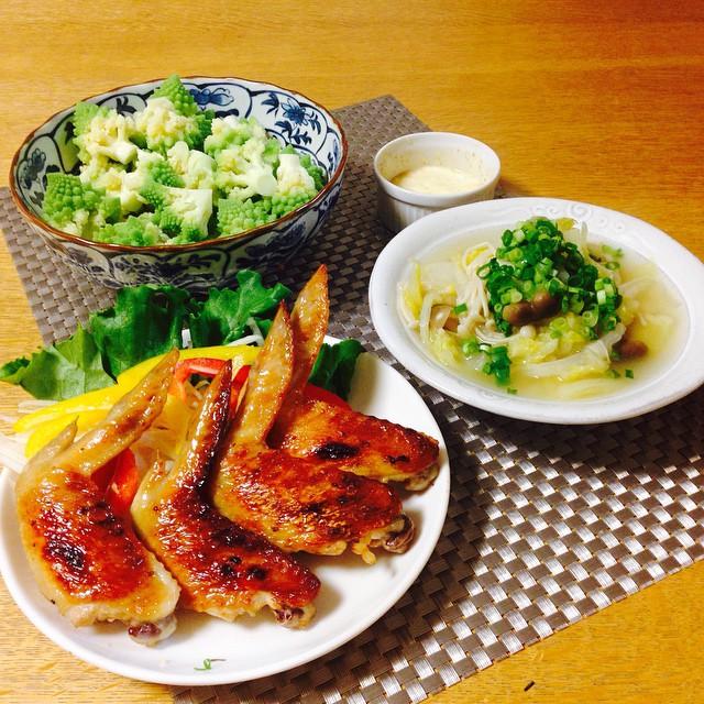 生姜ぽかぽか♪白菜ときのこのスープレシピ