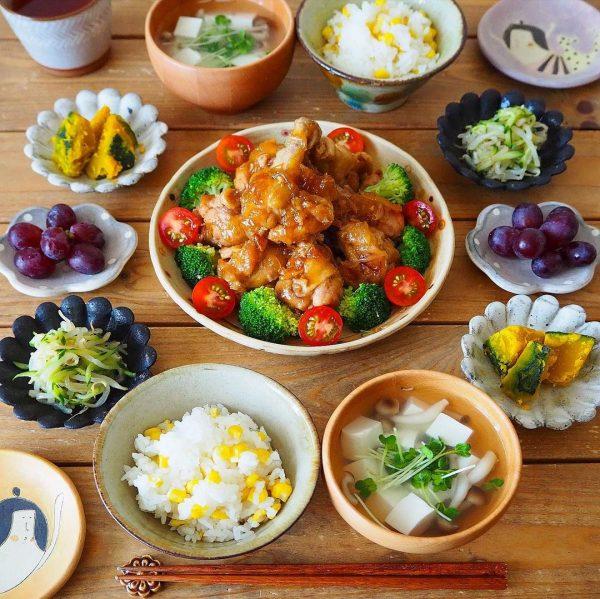 あっさり美味しい豆腐としめじの中華スープ
