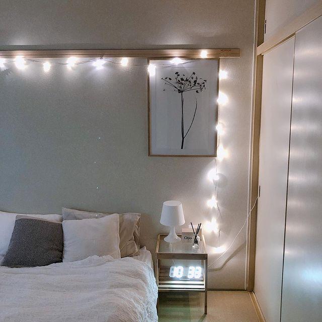IKEAアイテムで作る海外風な和室アレンジ