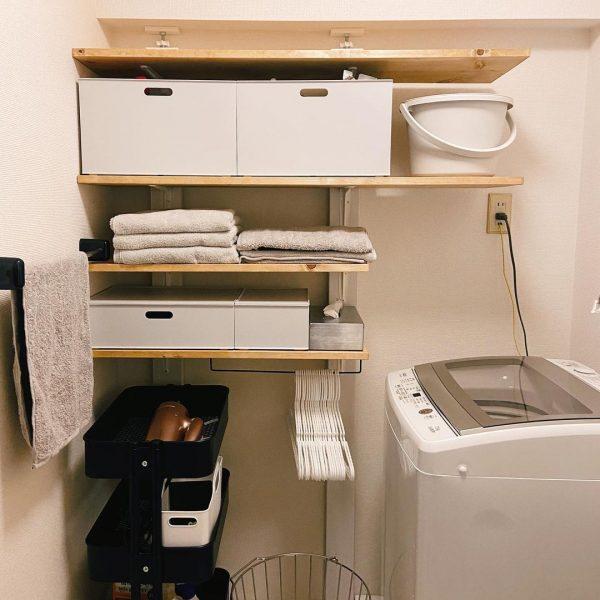 DIYでつくる、収まりの良い家具8