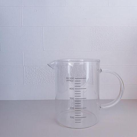 シンプルな軽量カップ