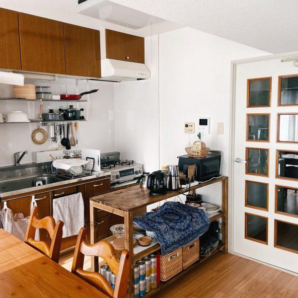 DIYでつくる、収まりの良い家具3