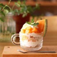 メロンを使ったデザートレシピ15選。簡単アレンジでできる美味しい食べ方って?