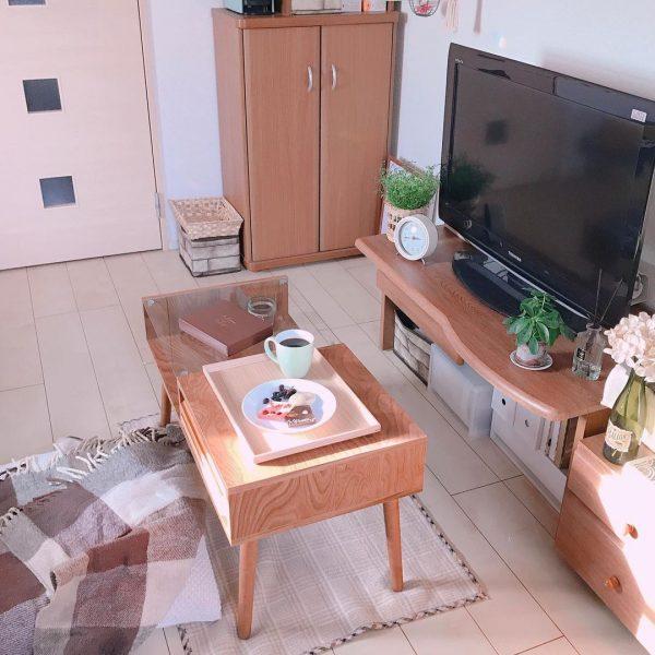 「なりたいイメージ」を決めて、選んだ家具2