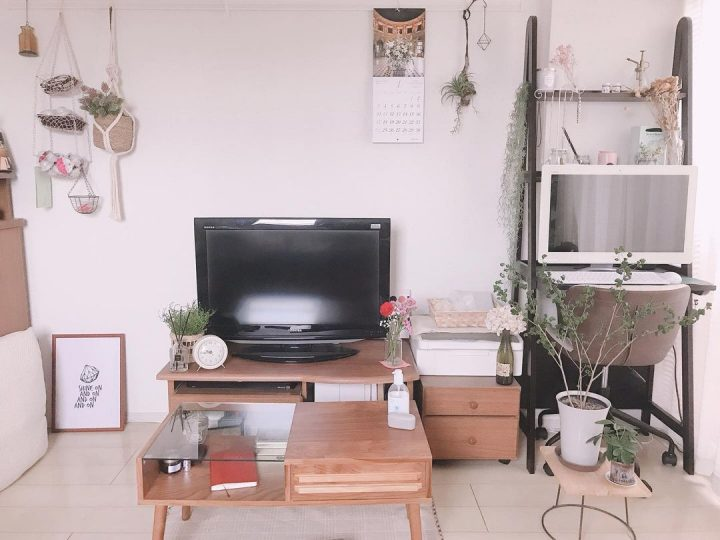 「なりたいイメージ」を決めて、選んだ家具3