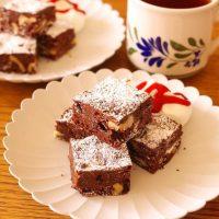 いつでも作りたい♡チョコレート好きさんにおすすめの簡単スイーツ