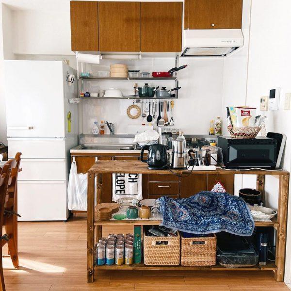 DIYでつくる、収まりの良い家具4