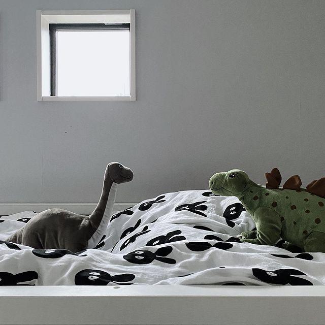 IKEAのおしゃれな部屋実例14