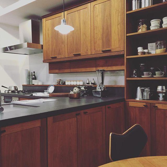 新築キッチン14