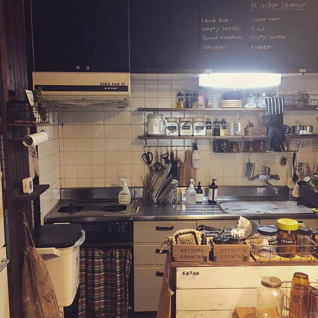 団地キッチン14