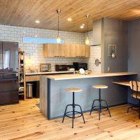 おしゃれな新築キッチンの実例集。こだわりデザインで素敵な新生活を始めよう