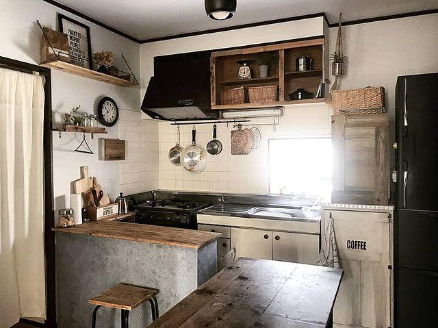 団地キッチン5
