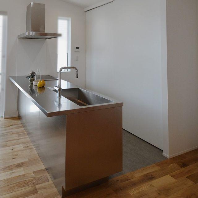 新築キッチン7