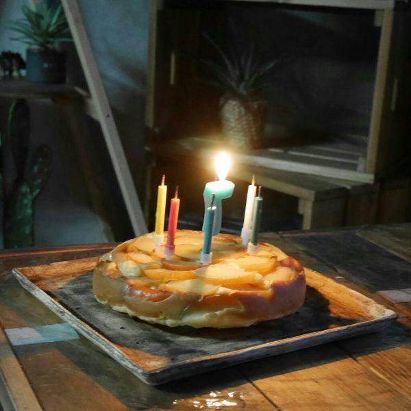 忙しくても手作りできる♡誕生日ケーキレシピ
