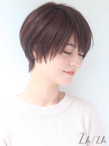 40代の大人かっこいいショートヘア6
