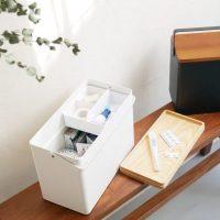 モダンでスタイリッシュな「救急箱 」。生活感を感じさせないデザイン