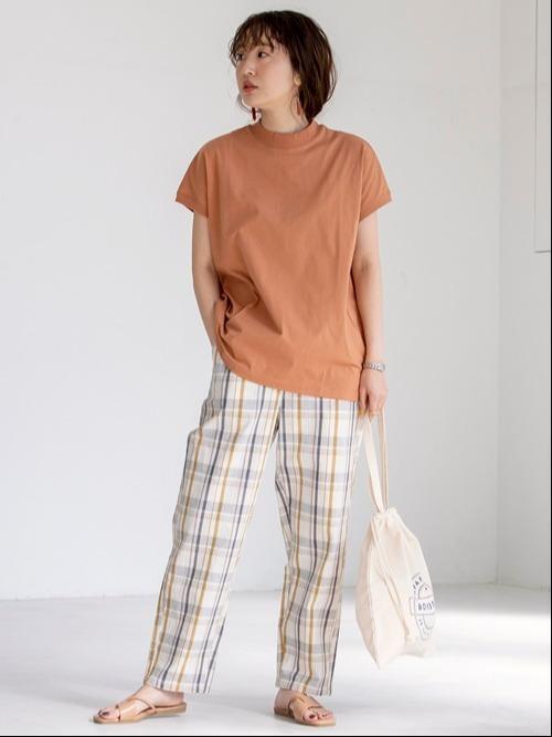[coen] 【WEB限定サイズ】コットンリネンシェフパンツ#''CHEF PANTS''