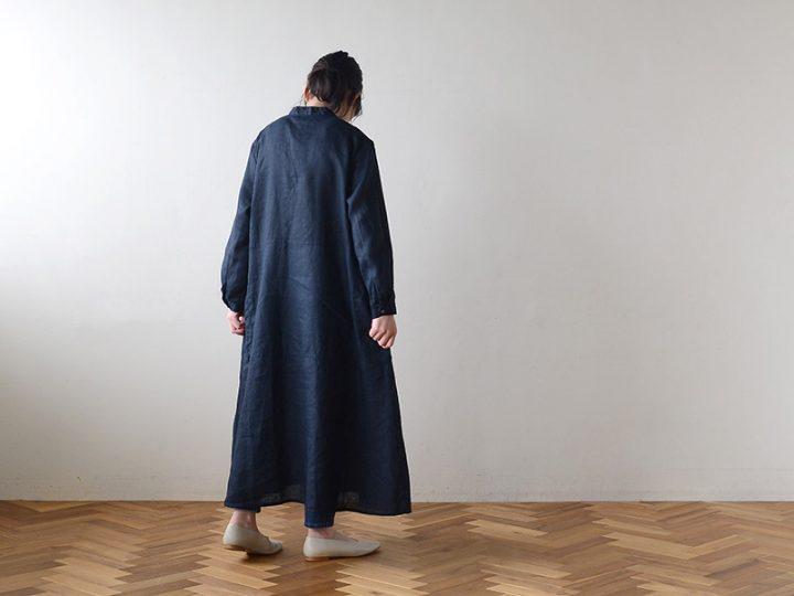 fog linen work ナタリーワンピース2