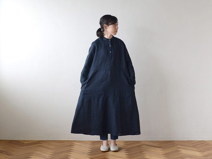 fog linen work ナタリーワンピース6