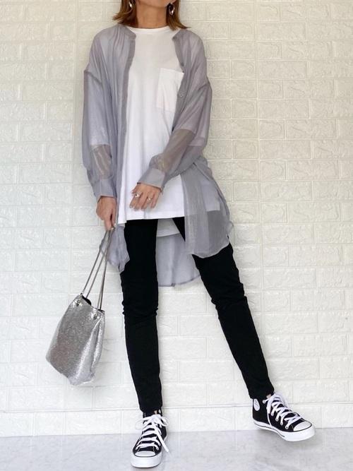 GUシアーシャツ
