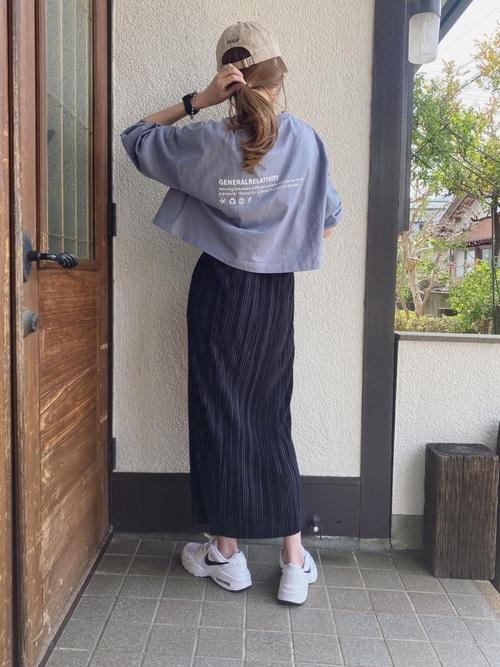 キャンプ用のおしゃれなママの服装12