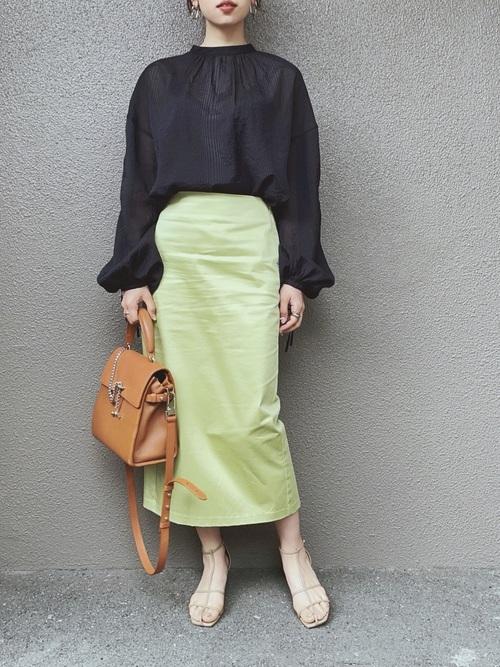 GUナローミディスカート