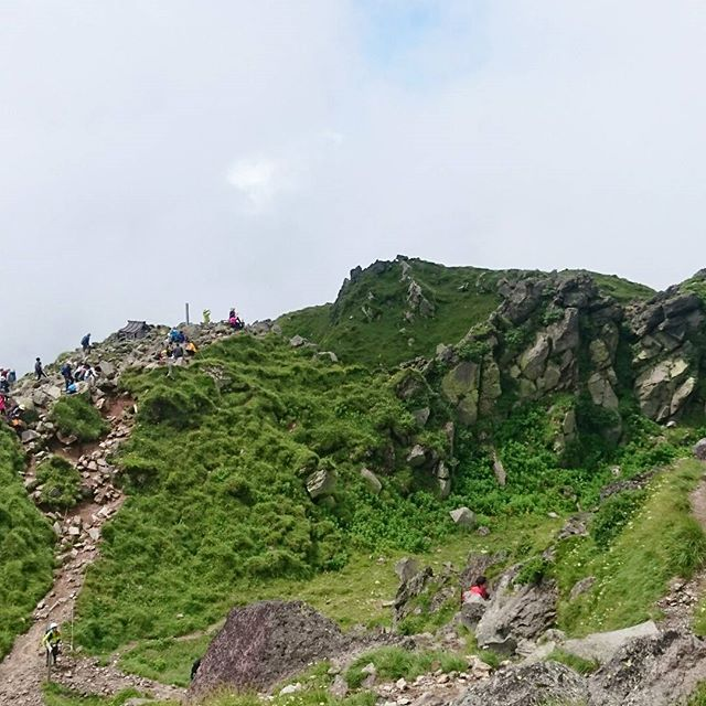 40代から始める趣味「登山」