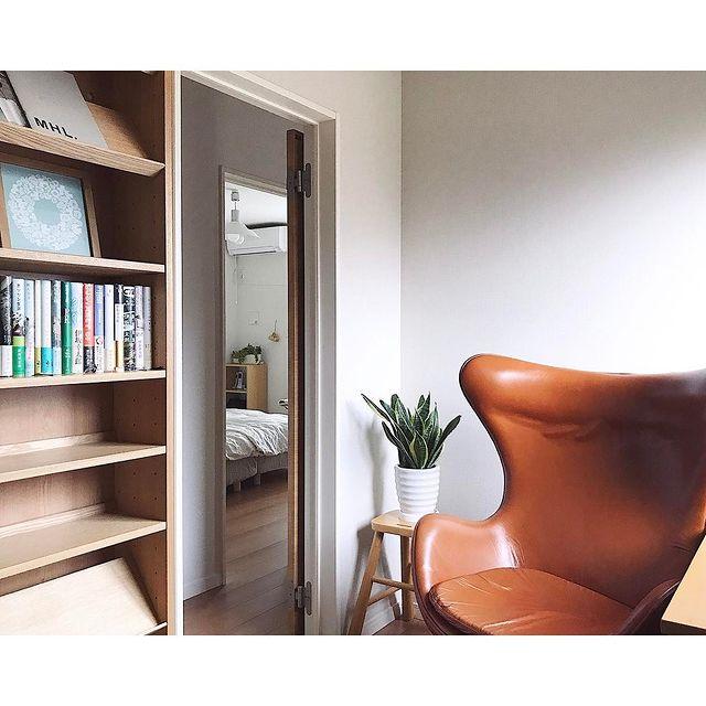 納戸のミニ書斎