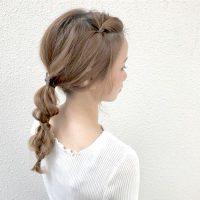 夏こそ髪型はロングで決まり。結んでも下ろしても似合う、涼しげなおしゃれヘア