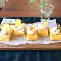 小麦粉×卵×牛乳を使ったレシピ。お菓子の定番食材でスイーツ作りの幅を広げよう