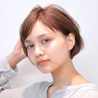 大人女性におすすめの前髪短めボブ《2021》個性的なおしゃれスタイル集