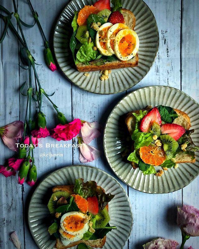 北欧料理をおつまみに♪スモーブローレシピ