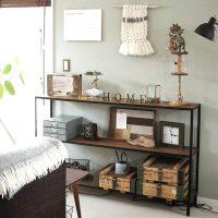 見せる収納棚で部屋をおしゃれにする方法。インテリアにもなる人気家具をご紹介