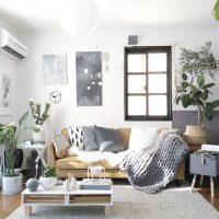 おしゃれなのに落ち着くリビングを目指そう。上手な家具配置でお部屋の完成度アップ