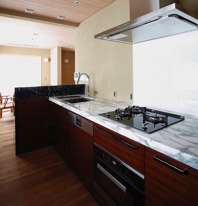 新築キッチン11