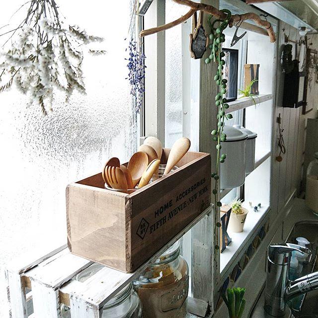 素敵な北欧キッチンのインテリアアイデア