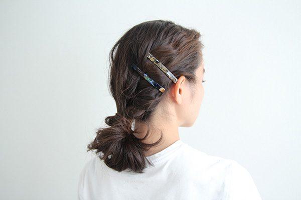 Petit Cady Hair Pin(プチキャディ ヘアピン)3