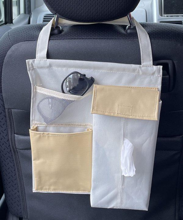 CARシートバッグポケット