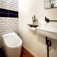 トイレもおしゃれなデザインで統一しよう。参考にしたい雰囲気別インテリア実例