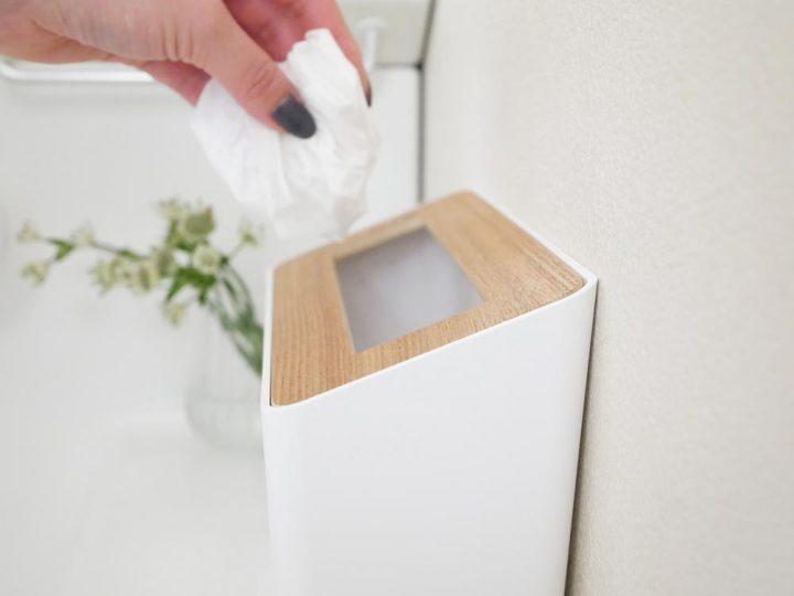 卓上ゴミ箱3