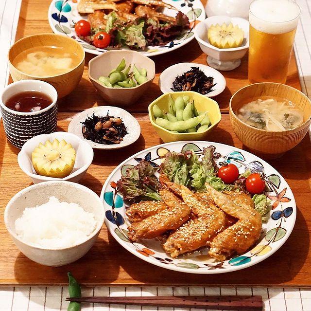 お酒とゆっくり味わう簡単料理♪枝豆レシピ
