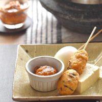 豆腐をもっと美味しくするおつまみ特集。お酒がすすむヘルシーレシピをご紹介